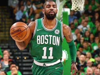 Out of the shadow of LeBron James, Kyrie Irving is a serious NBA MVP candidate this season.